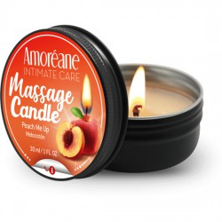 MASSAGE CANDLE PEACH ME UP